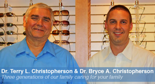 Christopherson Eye Clinic Doctors