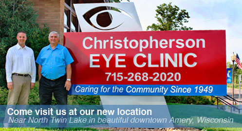 Eye Doctors in Amery Wisconsin