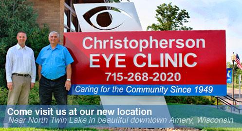 Eye Doctors in Amery Wisconsin
