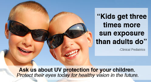 Childrens UV Safety